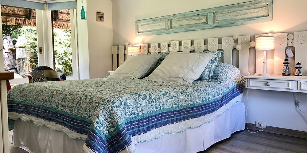 Punta del Este Investments Casa en San Rafael Dormitorio Bleu