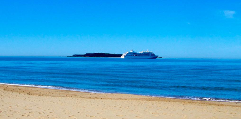 Punta del Este y sus Playas - La Mansa y la Isla Gorriti