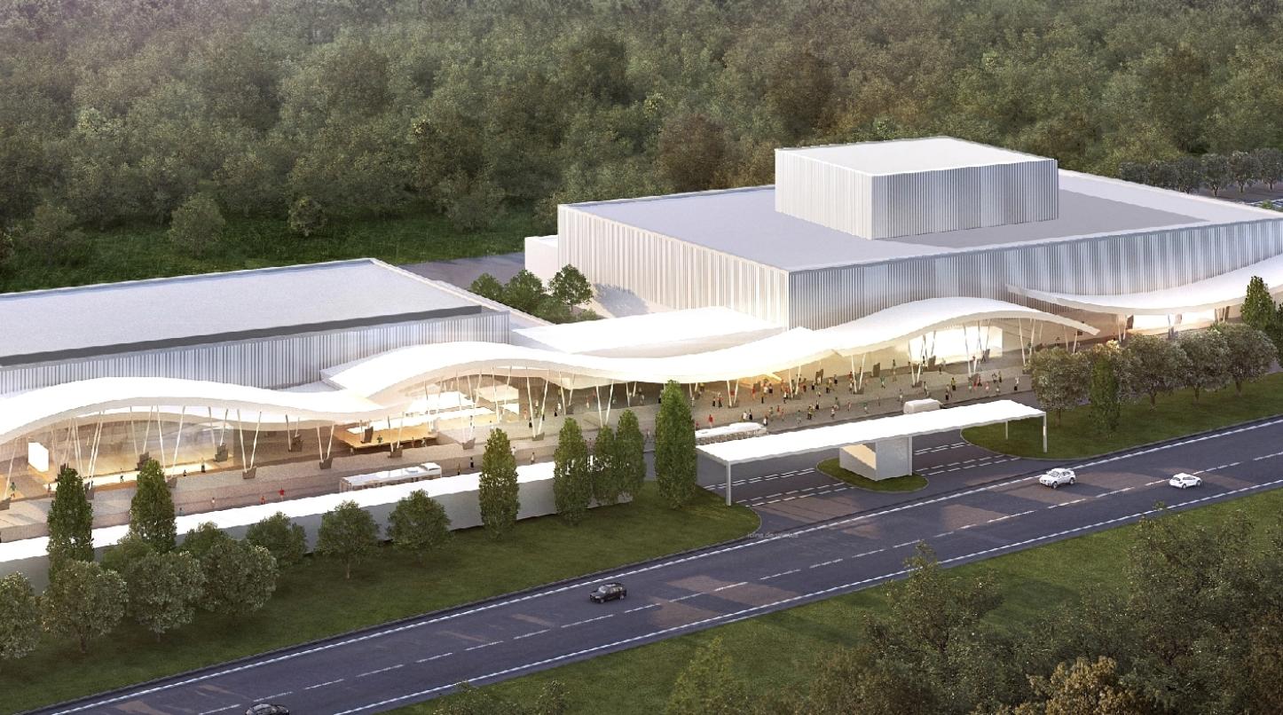 Centro de Convenciones en Punta del Este