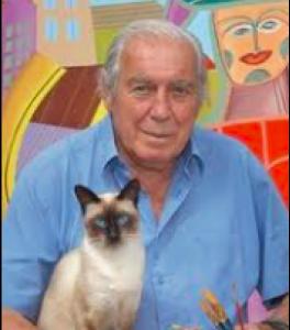 Carlos Paez Vilaro en Casa Pueblo - Punta del Este Investments